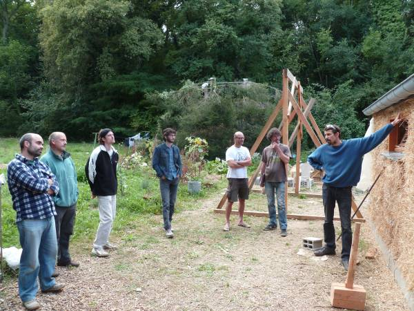Rencontre permaculture 20140922 Alterenergies